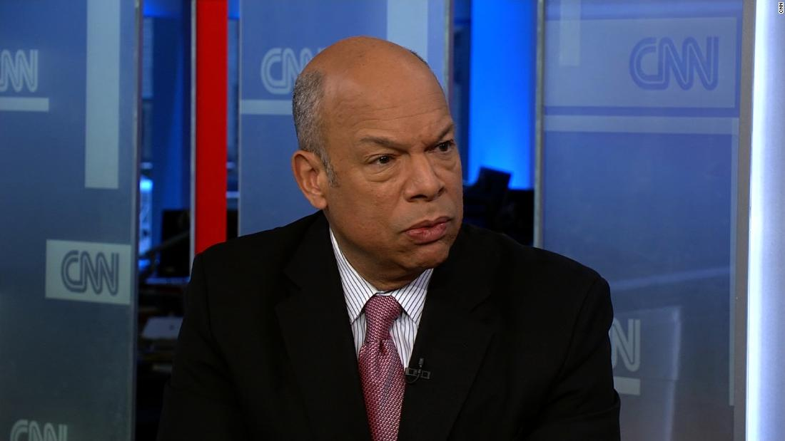 Ex-Obama security chief: A lot to work with on wall deal - CNN Video