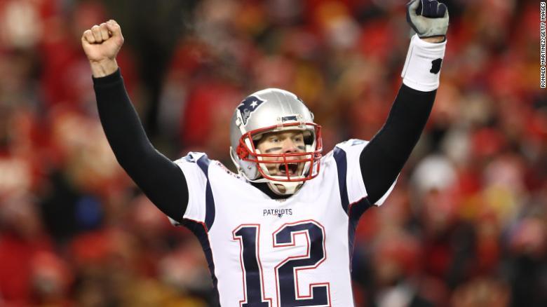 watch 78db8 b649a Is Tom Brady the GOAT?