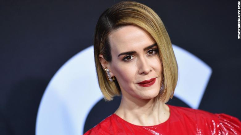 Sarah Paulson addresses criticism over portrayal of Linda Tripp in 'fat suit' in 'Impeachment'