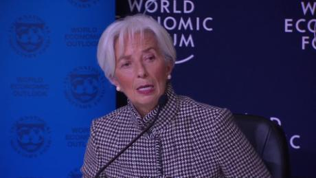 Christine Lagarde tapped as next president of Europe's central bank