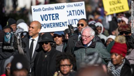 Democratic Hopefuls Court Black Voters Ahead Of 2020 Cnn Video