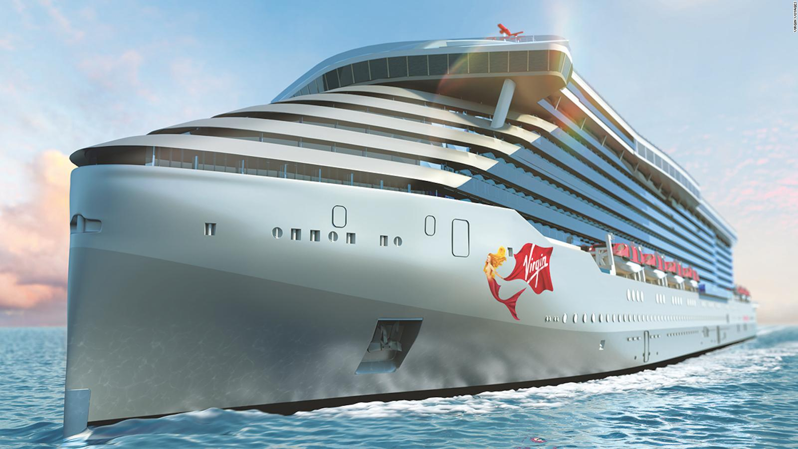 Richard Branson Launches Scarlet Lady Virgin S Luxury Adults Only Cruise Ship Cnn