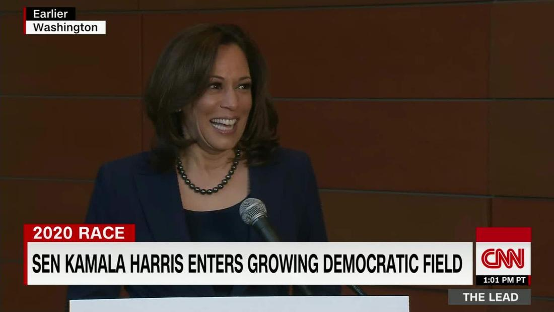 Kamala Harris touts $1.5 million haul in 24 hours after campaign announcement