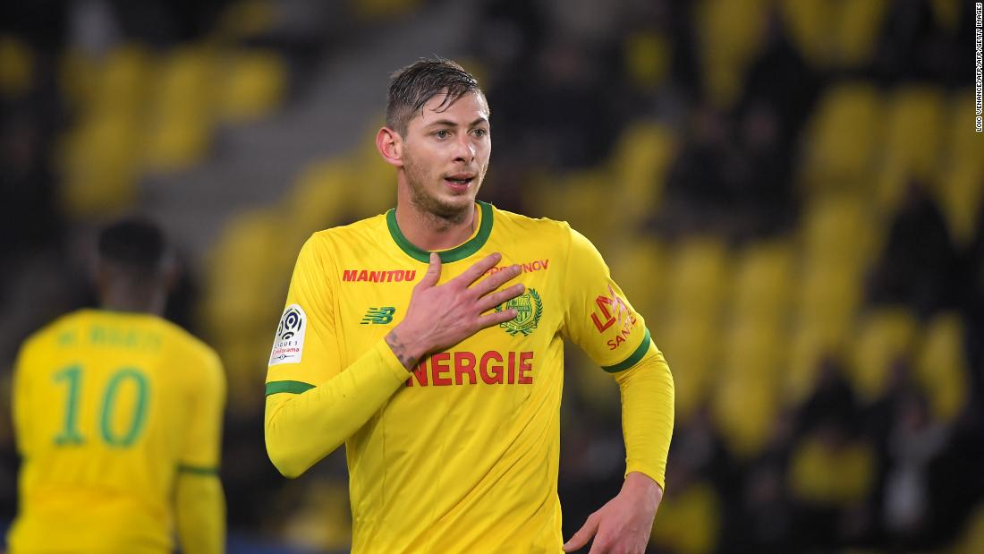 fc8d21b3f7b Emiliano Sala  plane wreckage located by privately funded search - CNN