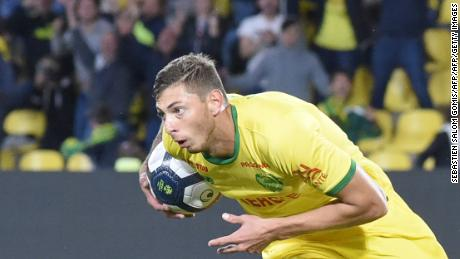 Emiliano Sala had enjoyed success at Nantes before agreeing to join Cardiff City.