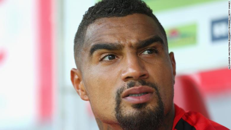 Kevin Prince-Boateng has signed for Barcelona on loan this month.