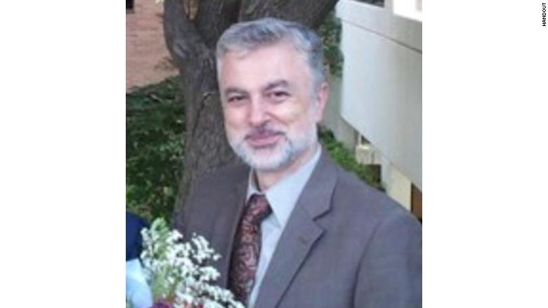 "Majd Kamalmaz is a ""very empathetic, loving"" person, his son says."