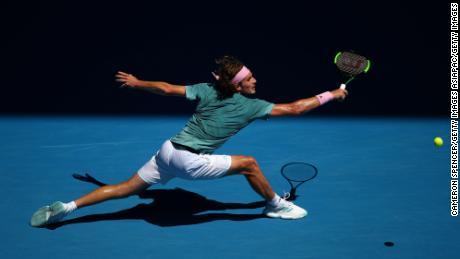 Stefanos Tsitsipas Youtube Star And Now Grand Slam Semifinalist Cnn