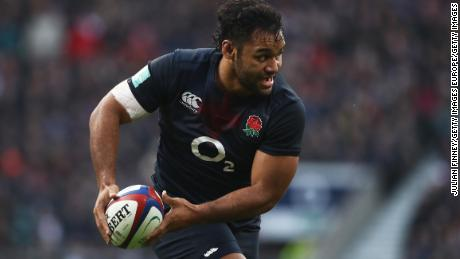 Billy Vunipola's rugby-mad family