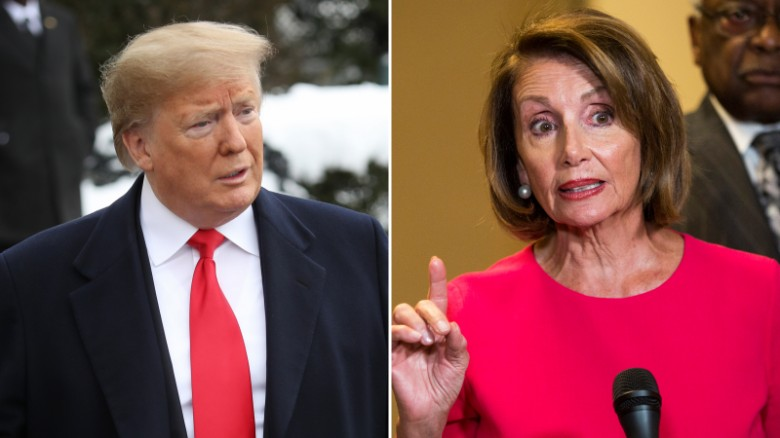 Pelosi claims win over Trump in State of the Union showdown
