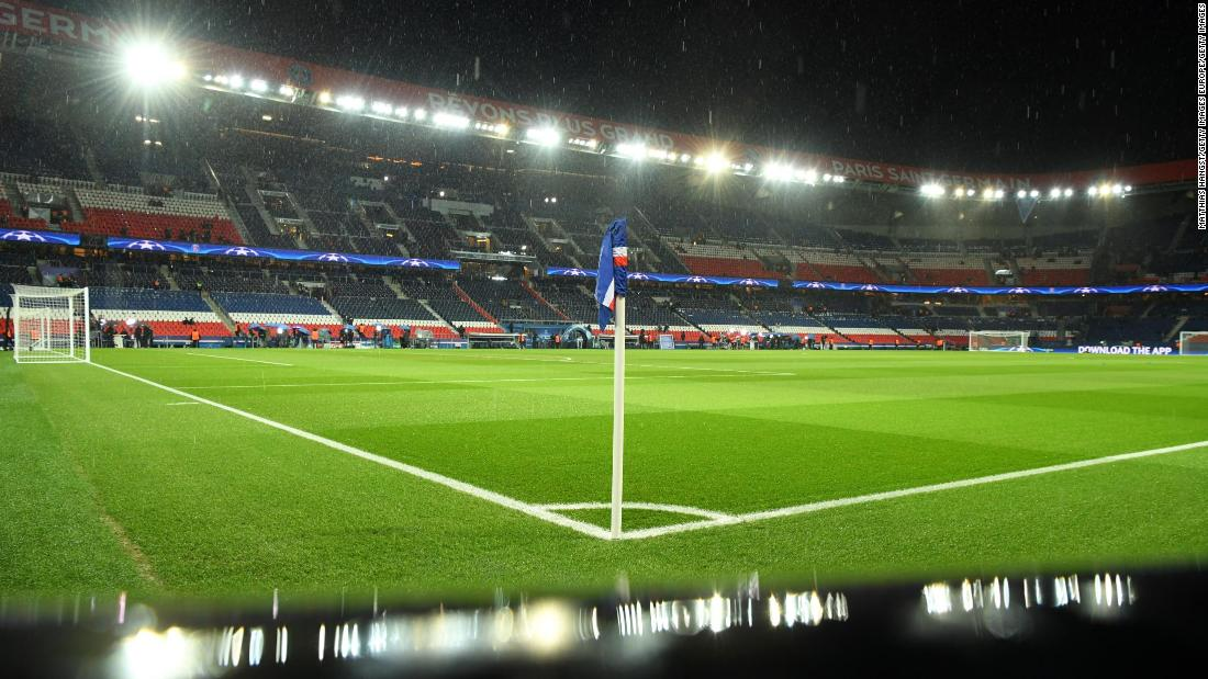 Paris Saint-Germain fined $114,000 for racially profiling players
