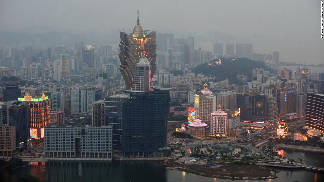 Macau syndicate smuggled $4.4 billion out of China, police say