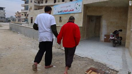 Rehab Center In Syria Tries To Wean Fighters Off Drugs Cnn Video