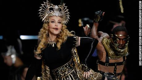 Madonna is expected to perform at the final stage of the Eurovision song competition on Saturday.