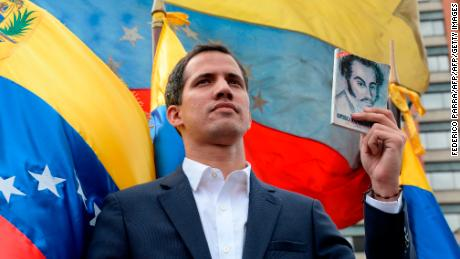 Who is Venezuela's Juan Guaido?