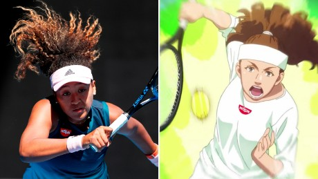 Japanese sponsor accused of 'whitewashing' tennis star Naomi Osaka