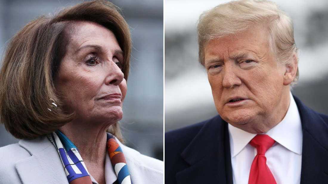 Trump says he won't give State of the Union during shutdown after being disinvited by Pelosi