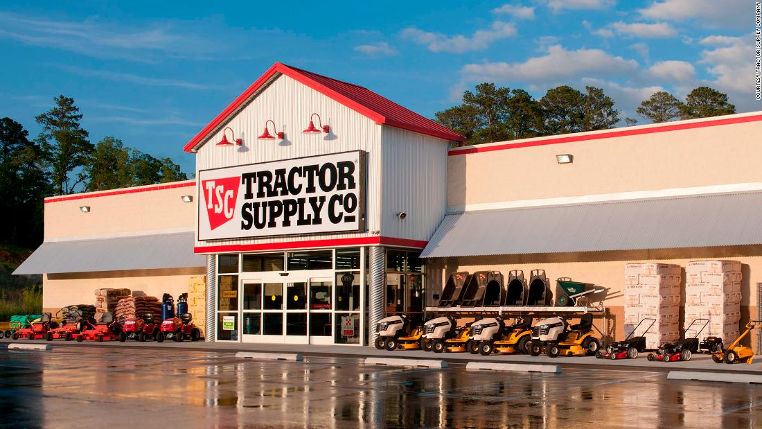 66cc18e98af What Tractor Supply Company can teach other retailers - CNN