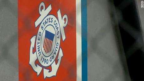 The Coast Guard is searching for a kite surfer last seen drifting out to sea on Thanksgiving