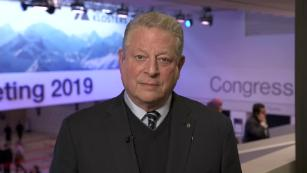 Al Gore: 'Time is running out' to fight climate change