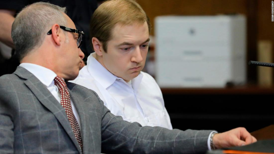 White supremacist pleads guilty to killing a black man with a sword in an effort to start a race war