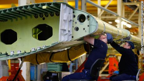 Airbus and Ford warn of serious consequences if Brexit goes bad