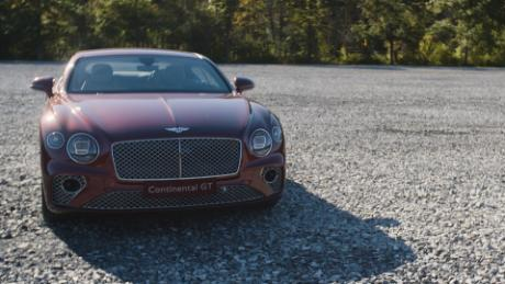 Bentley S Continental Gt Is Performance Dressed In A Tuxedo