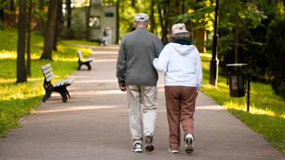 Married people have better physical capability in later life, a new study finds.