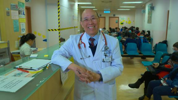 Dr. Godfrey Chan of Queen Mary Hospital in Hong Kong.