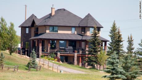 If you have $25 and a great story you could win this house in Alberta, Canada.