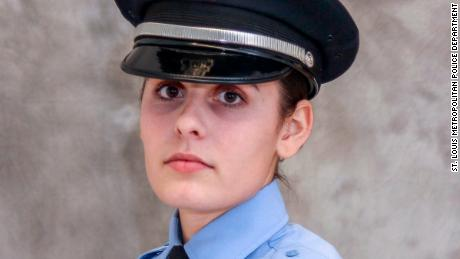 St. Louis police say Officer Katlyn Alix was killed when another officer mishandled a firearm.