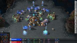 Google's StarCraft-playing AI is crushing pro gamers