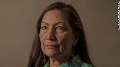 Deb Haaland reshuffles Congress: & # 39; She's so cute. help us see what Native Americans mean & # 39;