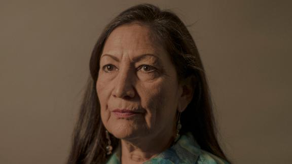 1/3/19, Capitol Hill, Washington, D.C. Representative elect Debra A. Haaland (D-N.M.) at her office on the first day of the new congress at the Longworth House office building on Capitol Hill in Washington, D.C. on Jan. 3, 2019.Gabriella Demczuk / CNN
