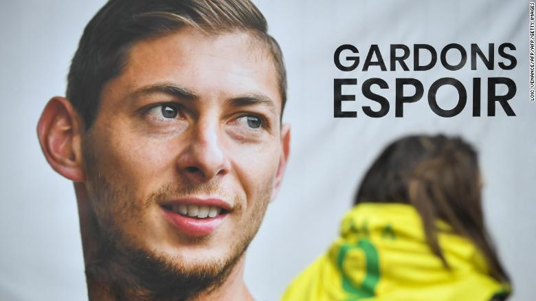 Emiliano Sala Plane Wreckage Located By Privately Funded Search Cnn