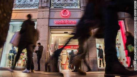] Vodafone stops using Huawei equipment on its core networks