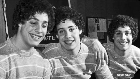 Separated At Birth >> Triplets Separated At Birth Reunited Sit Down With Cnn Cnn Video