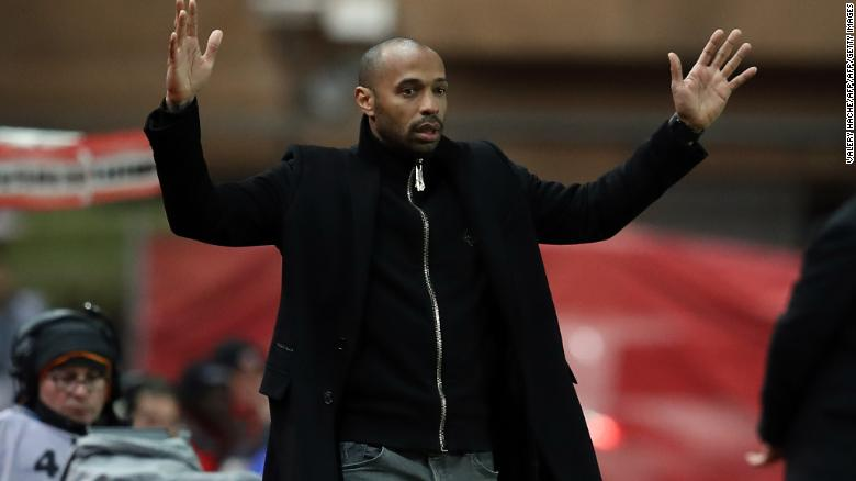 Henry only managed five wins in all competitions at Monaco.