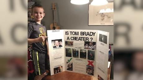 10-year-old's science project tackles 'Deflategate'