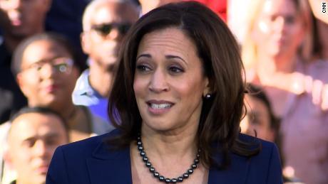 Kamala Harris Officially Launches 2020 Presidential Campaign Cnnpolitics