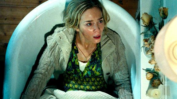 """<strong>Outstanding performance by a female actor in a supporting role:</strong> Emily Blunt, """"A Quiet Place"""""""