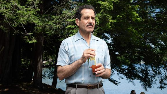 """<strong>Outstanding performance by a male actor in a comedy series:</strong> Tony Shalhoub, """"The Marvelous Mrs. Maisel"""""""