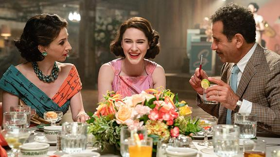 """<strong>Outstanding performance by an ensemble in a comedy series:</strong> """"The Marvelous Mrs. Maisel"""""""