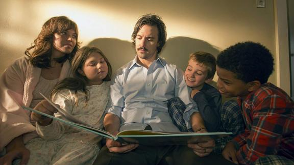 """<strong>Outstanding performance by an ensemble in a drama series:</strong> """"This Is Us"""""""