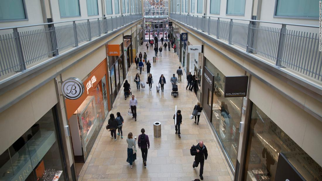 7af455abb2d Rogue elevator tosses people up and down at shopping center in Wales