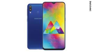 Samsung's new Galaxy M Series starts at $112.
