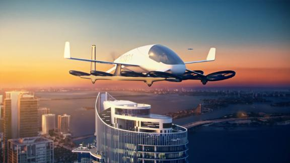 America's first Jetsons-style flying cars SkyPort