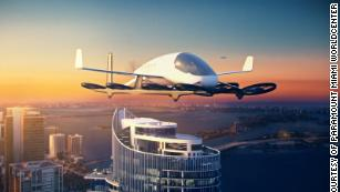 Flying cars could save us from climate change