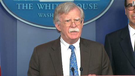 US announces new sanctions against Venezuela