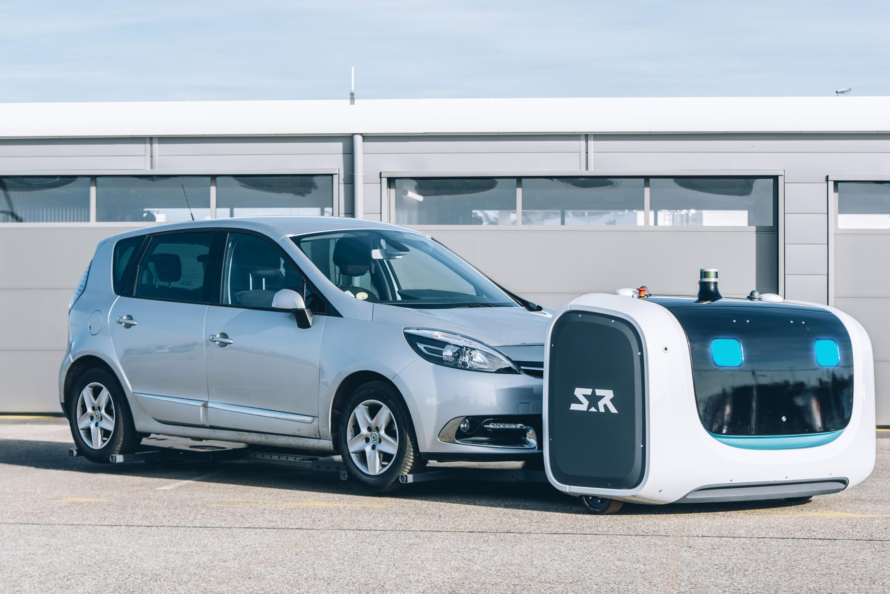 This Robot Named Stan Can Park Your Car At The Airport